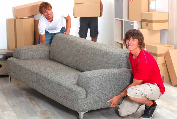 Furniture Removals Slider